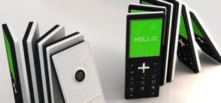 Domino phone concept - Gallery Thumbnail