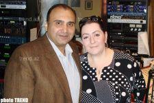 Азербайджанская певица Эмма Алекперзаде выступила в США на Бруклинском радио - Gallery Thumbnail