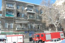 Apartment of French Embassy Official in Blaze in Baku - edited (video) - Gallery Thumbnail