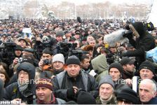 Demonstration of   Opposition Took Place in Georgia – Photo-session - Gallery Thumbnail