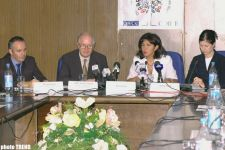 HEAD OF OSCE OBSERVATION MISSION ELABORATES ON THEIR ACTIVITIES - Gallery Thumbnail