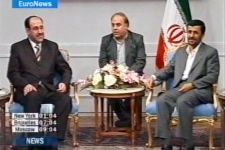 Iraqi prime minister meets Iranian officials to discuss improving security in Iraq (video) - Gallery Thumbnail
