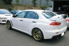 HKS Lancer EVO X First Photos - Gallery Thumbnail