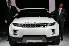Vision of Land Rover future - Gallery Thumbnail