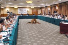 ROUNDTABLE ON PERSPECTIVES FOR DEVELOPMENT OF LEASING IN HELD IN BAKU - Gallery Thumbnail