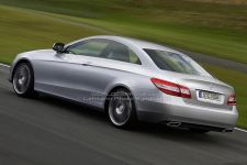 New Mercedes CLK-Class: Latest Illustrations - Gallery Thumbnail