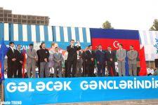 14 октября молодежь Азербайджана провела митинг - Gallery Thumbnail