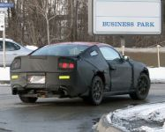 2010 Mustang GT Spied on the Road - Gallery Thumbnail