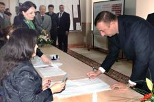 Azerbaijani President voices his hope to see transparent, fair elections - Gallery Thumbnail