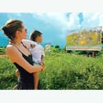 Angelina and Pitt's family trip to Cambodia - Gallery Thumbnail