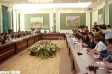 Initial Cost of Speed Train Project in   Azerbaijan Announced - Gallery Thumbnail
