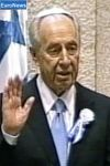 Peres vows to pursue peace as   Israel's president (video) - Gallery Thumbnail