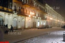Baku in Snow – Photo-session - Gallery Thumbnail