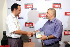 Third Winner of Contest Organized by Trend News Agency Announced (video) - Gallery Thumbnail