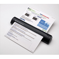 A Portable Scanner That Can Travel, but Keep Both Hands on the Wheel