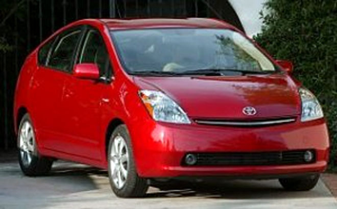 Toyota Prius may spawn wagon, minicar variants