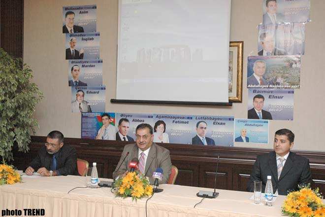PRESENTATION OF DRP CANDIDATES, WEB-SITE TAKES PLACE