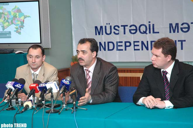 OSCE/ODIHR: Parliamentary elections in Azerbaijan do not meet international standards - Gallery Image