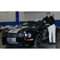 Ford Shelby GT begins production