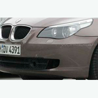 Facelifted 2008 BMW 5-Series and M5