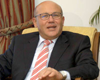 PRESIDENT OF TURKISH CYPRUS HAILS A WOULD-BE RAPPROCHEMENT WITH AZERBAIJAN
