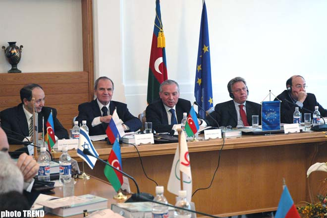 Conference on 20th year of constitution starts in Baku - Gallery Image