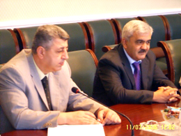 SOCAR president met with representatives of French Total Company