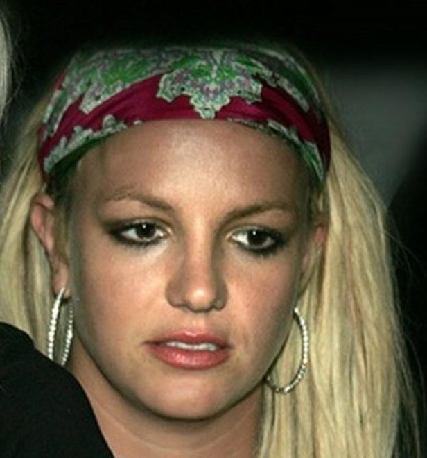 Britney Spears denies sexual harassment charges
