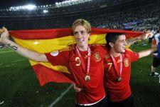 Испанцы стали чемпионами Европы по футболу (фотосессия) - Gallery Thumbnail