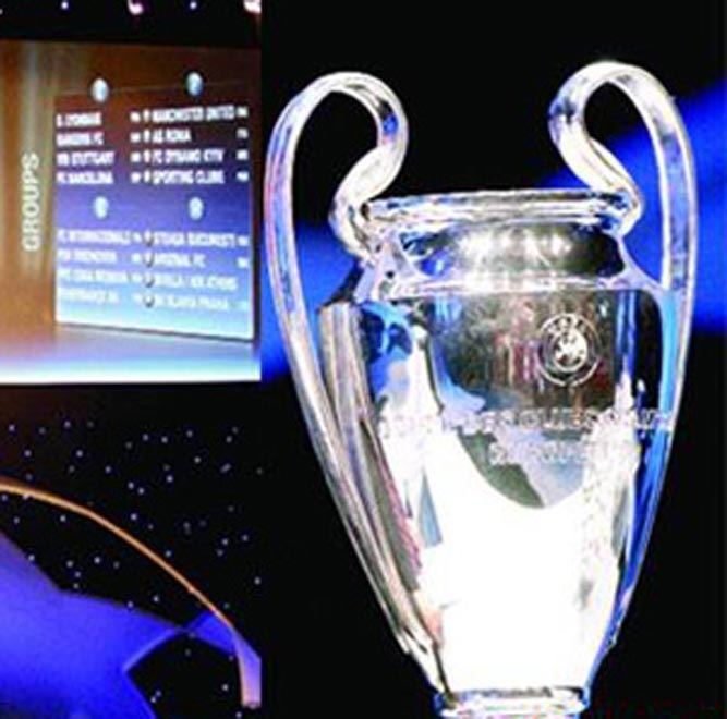 Chelsea stunned in Champions League
