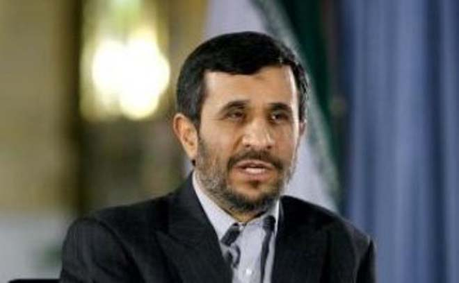 Iran ready to launch dialogue with Arab countries: President Ahmadinejad