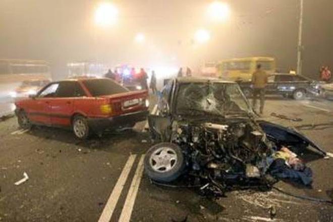 """Шесть человек погибли в результате ДТП на трассе """"Кавказ"""""""