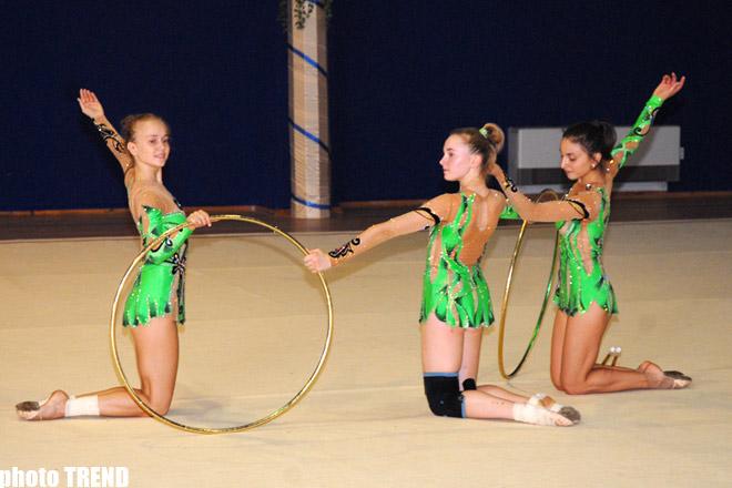 Azərbaycan gimnastları İtaliyada çıxış edəcəklər
