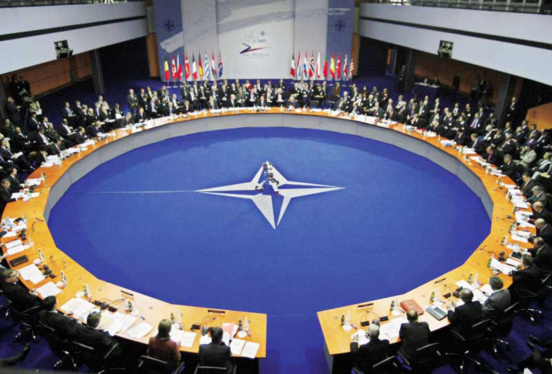NATO welcomes Georgia's participation in security provision after the ISAF mission