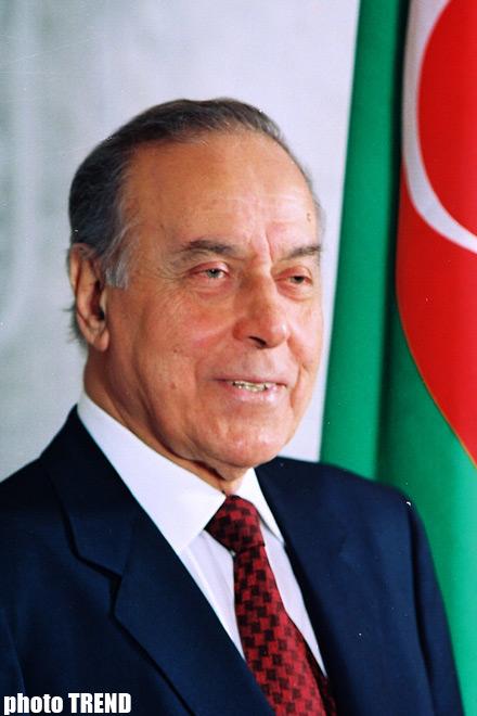 В Сербии отметили 87-ю годовщину со дня рождения Общенационального лидера Азербайджана Гейдара Алиева