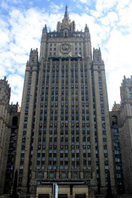 Decision Recognizing Independence of South Ossetia and Abkhazia Based on Principles of International Law: Russian Foreign Ministry