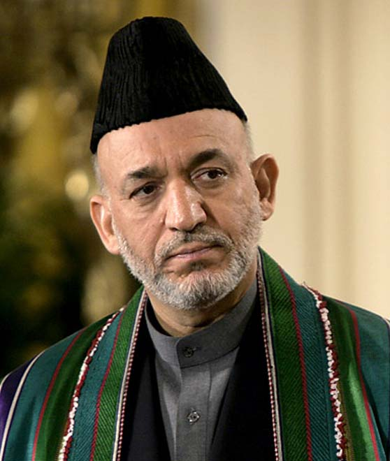 US Defence Secretary meets Karzai in Kabul