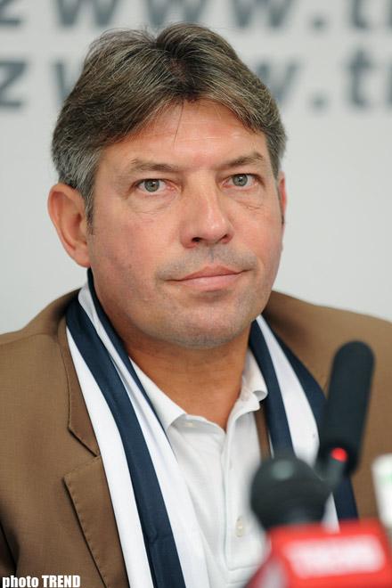 """Очень важно одержать победу в первом матче второй половины сезона – главный тренер азербайджанского футбольного клуба """"Нефтчи"""""""