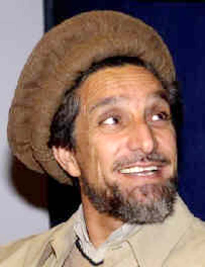 7th Anniversary of Ahmad Shah Masud's Assassination Marked in   Afghanistan