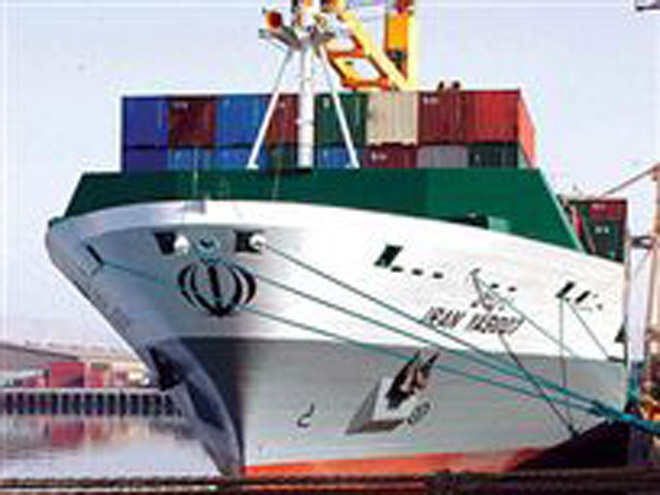 Chinese company asks Iran to insure oil tankers