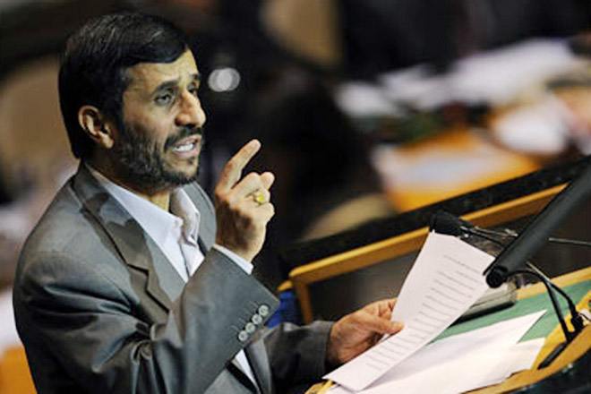 Iran's Ahmadinejad nominates another woman as education minister: report