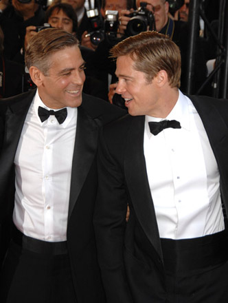 George Clooney 'No Longer in Contact' With Brad Pitt