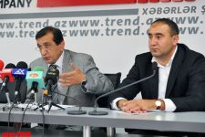 Opinion Poll in Azerbaijani South Regions Shows Victory of Ruling Party's Candidate in Presidential Elections (video) - Gallery Thumbnail