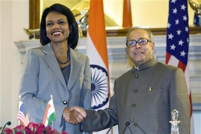 US, India seal agreement on nuclear trade