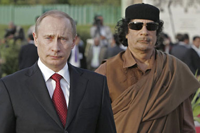 Russia to sell Libya 1.8 billion dollars worth of arms