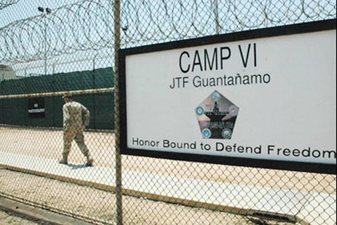 China slams Switzerland for accepting Uighurs from Guantanamo