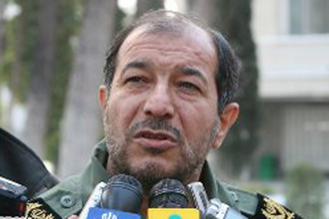 Iranian Interior Ministry visits Egypt