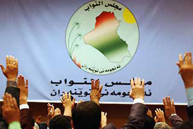 Iraqi Parliament Approves Baghdad-Washington Security Agreement
