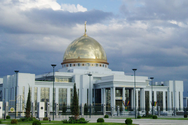 Turkmen power structures reshuffled