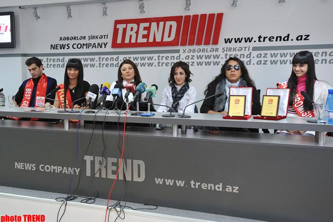 """Азербайджанские звезды мечтают купить конкурс """"Best Model of Azerbaijan-2009"""" (фотосессия) - Gallery Image"""
